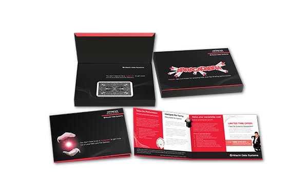 B2B Direct Mail pack